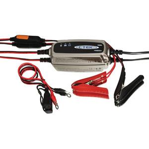 Batteriladdare gräsklippare